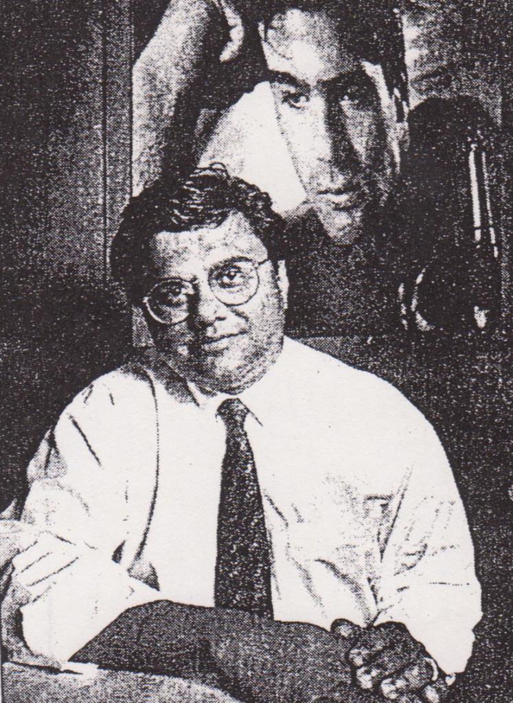 Steve LA Times Aug 3, 1988