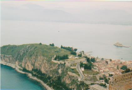 Akronafplion Fortress 001