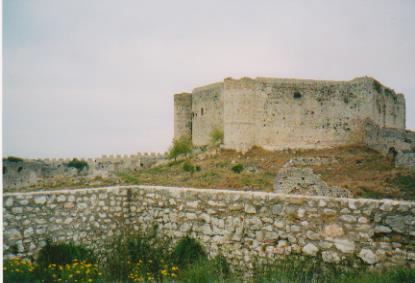 Chlemoutsi Castle 001