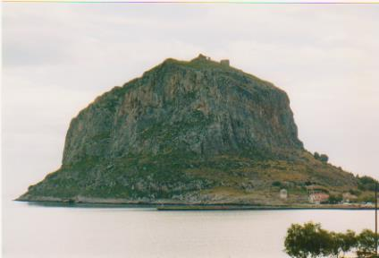 Monemvasia island 001