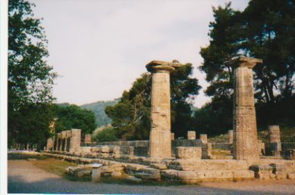 Olympia Temple to Zeus 001